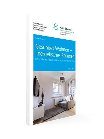 Gesundes Wohnen - Energetisches Sanieren